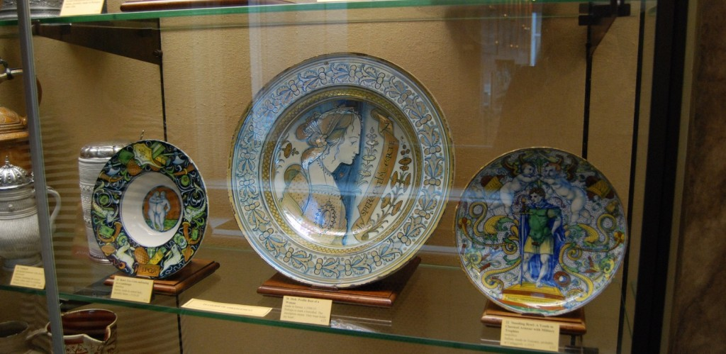 Wallace Collection - Majolica