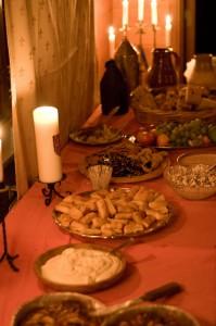 Buffet bord