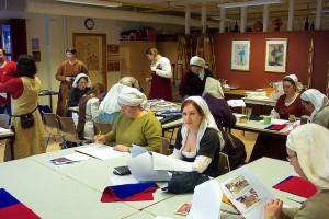 Kursdeltagare, Nordmarks Universitet 2007
